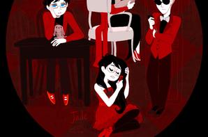 John , Rose ,Jade et Dave