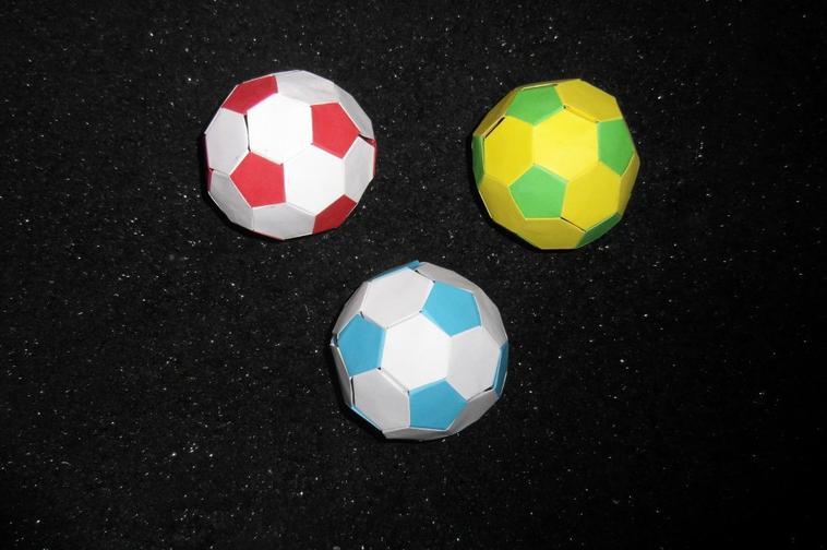 Ballon Origami !!!