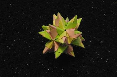 Etoile Origami N°1 !!!