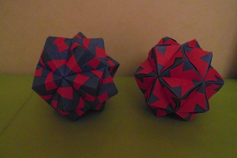 Etoile Origami N°3 !!!