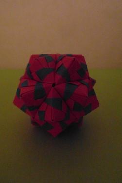 Etoile Origami N°3 Bis !!!