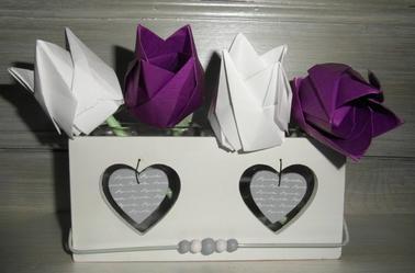 Fleurs Origami !!!