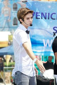 IM5 Performs at the Venice Beach Summer Festival
