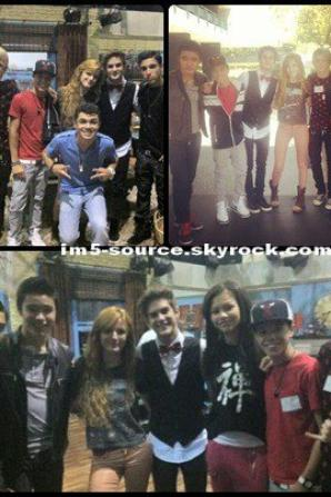 IM5 on Shake It Up (17/08/12)