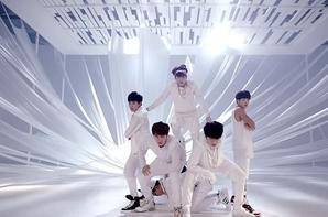 """BTS  nous dévoile son MV """"N.O"""""""