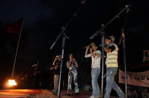 Groupe NarNar.sur la scene.le 23/09/2012.taza