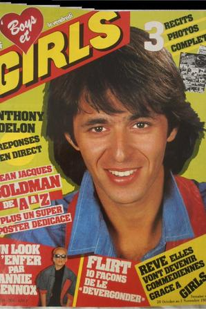"♥ Magazine ""Girls"" N°200 - Semaine du 28 Octobre au 3 Novembre 1983 ♥"