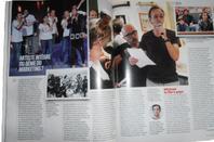 A la presse cette semaine, JJG en couverture sur 2 magazines!