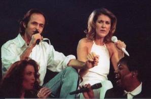 21.12.15 - Diffusion d'une émission sur la vie et la carrière de Céline Dion - Superbe