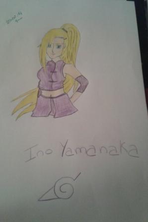 Mes dessins Mangas !!!