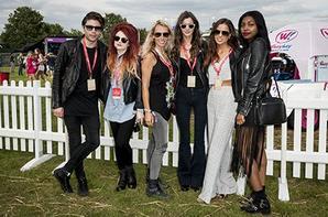 Eleanor au VFestival avec Sophia Smith et des amis (17/08)