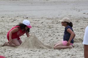 ma fille en classe de mer juin 2014