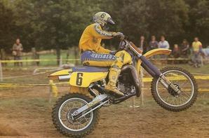 Décès de l'ancien champion du monde de motocross Eric Geboers