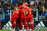 BELGIQUE - Coupe du Monde Russie 2018