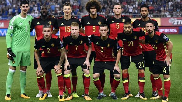 BELGIQUE - Mondial Russie 2018