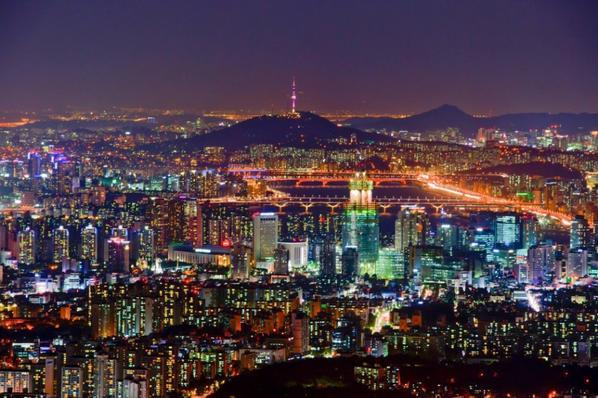 Séoul ( corée du sud)