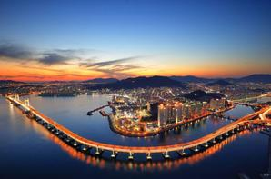 Toujours La Corée du sud