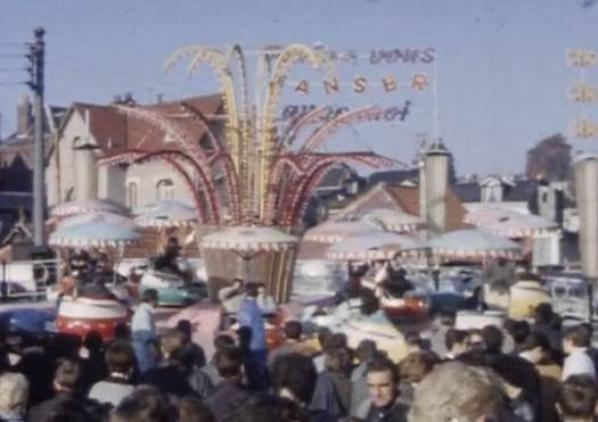 foire st romain 1964