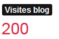 100 Visites !!!!!!!!!!!!!!!!!!!!!!!!!!!!!!