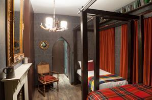 Nouvelles chambres ! Chapitre 10