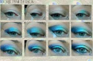 #2 : Tuto maquillage yeux vert.