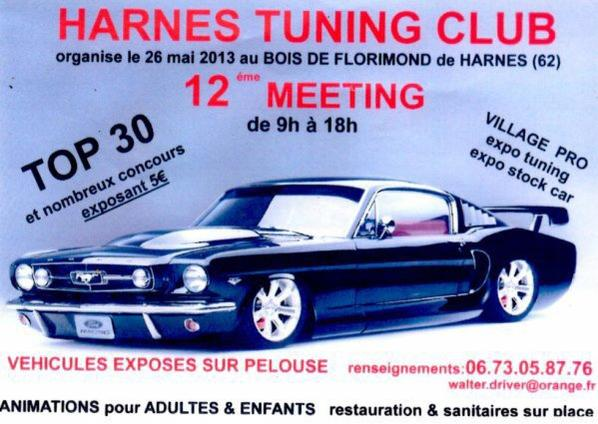 12eme meeting du harnes tuning club le 26 mai 2013