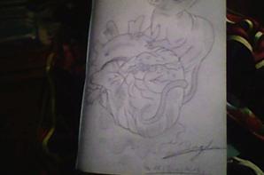 Quelques un de mes dessins