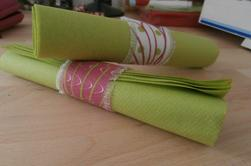 D-I-Y : comment faire des ronds de serviettes ?!!!