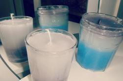 D-I-Y: fabriquer des bougies fait maison