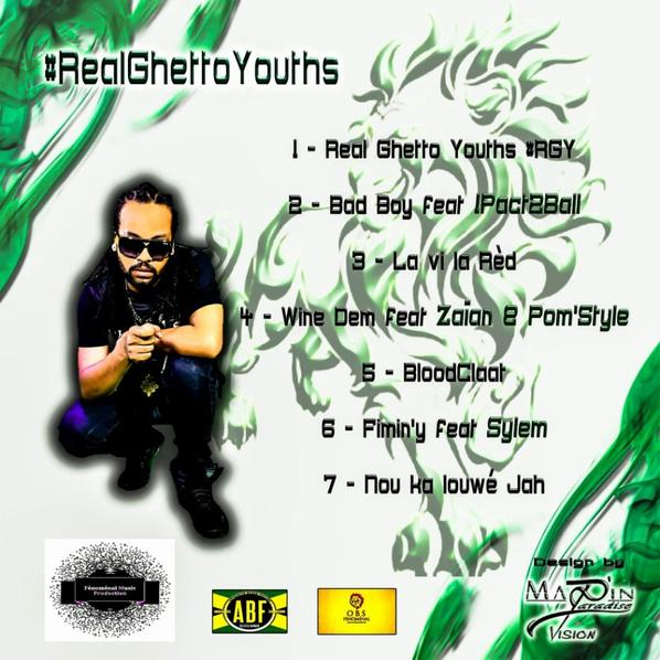 EP - #RealGhettoYouths #RGY