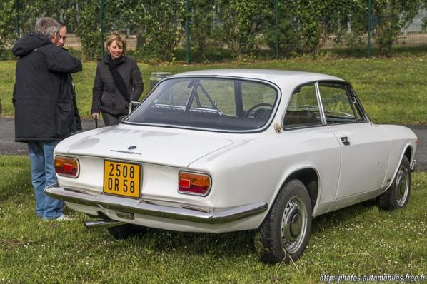 alfa roméo 1750 coupé bertone