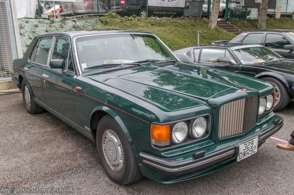 bentley turbo et blf berlinette