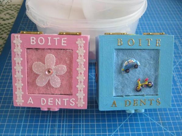 petites boites a dents.