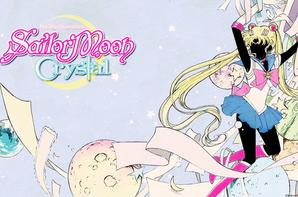Sailor moon cristal