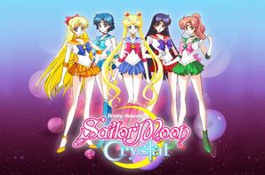 Sailor moon cristal