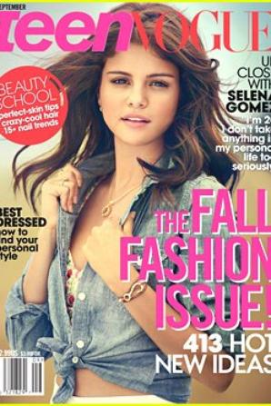 Teen Vogue 09/2012 de Selly .