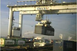 Delta3: Plateforme Muldimodale de Dourges.