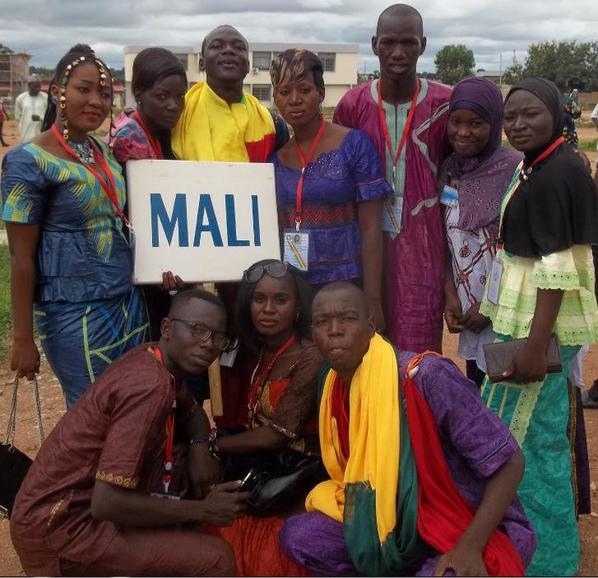 Délegation Malienne du FESCUAO