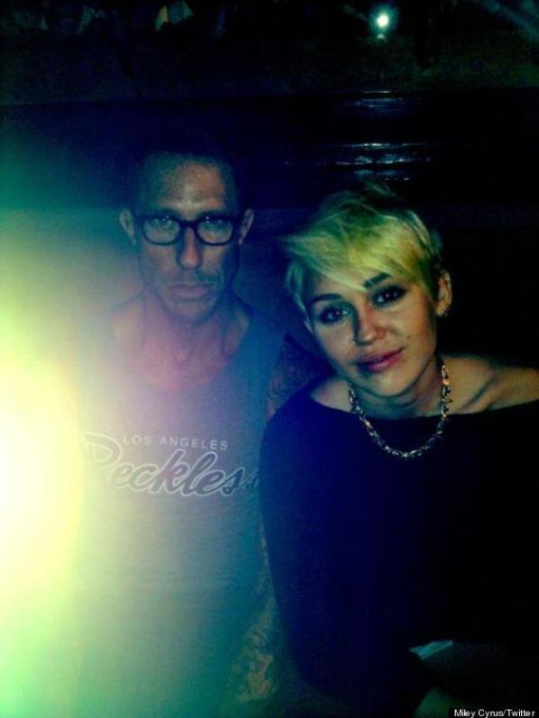 Miley cyrus changement radical !