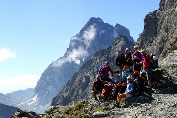 Le Tour du Mont Viso avec un Grand V ! Du 5 au 9 août 2016