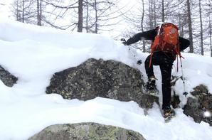 3 jours dans le massif des Cerces ! Du 01 au 03 Février 2017