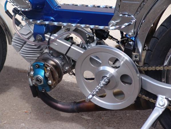 parti moteur