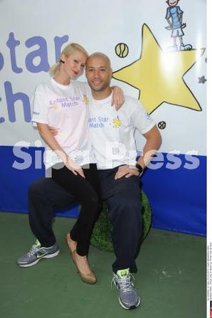 Xavier et Tatiana-Laurens Association Enfant Star & Match