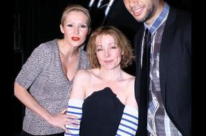 Tatiana-Laurens & Xavier DELARUE pour Marie Dauphin à l'Artishow (Paris, le 29 Avril 2013)