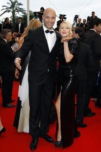 Xavier et Tatiana-Laurens DELARUE Festival de Cannes 2013 (By Public)