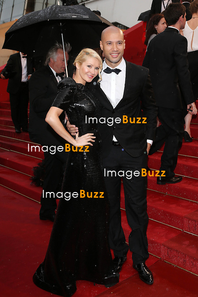 Tatiana-Laurens & Xavier DELARUE in The 66th Annual Cannes Film Festival | ImageBuzz