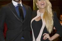 Xavier Delarue & Tatiana-Laurens au 21ème  Gala de l'Espoir 2013