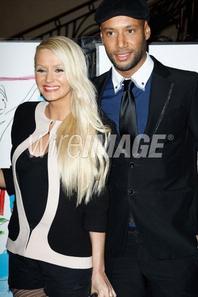 Tatiana-Laurens et Xavier Delarue au 21ème Gala de l'Espoir (2013)
