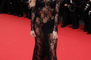 Tatiana-Laurens & Xavier DELARUE in @PureBreak  @PurePeople (#Cannes2014)
