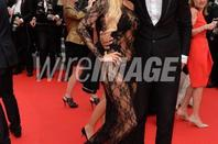 Tatiana-Laurens & Xavier DELARUE in Wire Images (#Cannes2014)